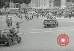 Image of riots Rome Italy, 1955, second 6 stock footage video 65675064680