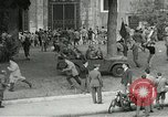 Image of riots Rome Italy, 1955, second 8 stock footage video 65675064680