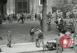 Image of riots Rome Italy, 1955, second 9 stock footage video 65675064680