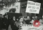 Image of Hungarian Revolution Hungary, 1956, second 12 stock footage video 65675064681