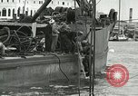 Image of European ships Egypt, 1956, second 9 stock footage video 65675064696