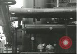 Image of blast furnace Aviles Asturias Spain, 1957, second 4 stock footage video 65675064698