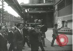 Image of blast furnace Aviles Asturias Spain, 1957, second 5 stock footage video 65675064698