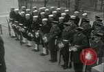 Image of dignitaries Arlington Virginia USA, 1957, second 2 stock footage video 65675064702