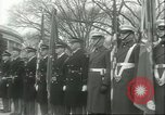 Image of dignitaries Arlington Virginia USA, 1957, second 6 stock footage video 65675064702