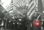 Image of dignitaries Arlington Virginia USA, 1957, second 8 stock footage video 65675064702