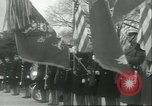 Image of dignitaries Arlington Virginia USA, 1957, second 9 stock footage video 65675064702