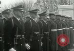 Image of dignitaries Arlington Virginia USA, 1957, second 12 stock footage video 65675064702
