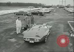 Image of Plymouth XNR Detroit Michigan USA, 1960, second 4 stock footage video 65675064708