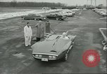 Image of Plymouth XNR Detroit Michigan USA, 1960, second 5 stock footage video 65675064708