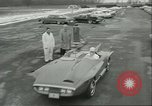 Image of Plymouth XNR Detroit Michigan USA, 1960, second 6 stock footage video 65675064708