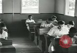 Image of Brazilian students Brazil, 1940, second 10 stock footage video 65675064717