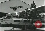 Image of Mechanics work on Consolidated Commodore flying boat Brazil, 1932, second 4 stock footage video 65675064725