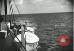 Image of motorboat Brazil, 1932, second 7 stock footage video 65675064726