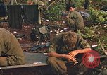 Image of 9th Infantry Division Cambodia, 1970, second 6 stock footage video 65675064744