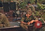 Image of 9th Infantry Division Cambodia, 1970, second 9 stock footage video 65675064744