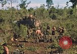 Image of 9th Infantry Division Cambodia, 1970, second 11 stock footage video 65675064745