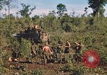 Image of 9th Infantry Division Cambodia, 1970, second 12 stock footage video 65675064745