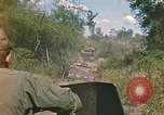 Image of 9th Infantry Division Cambodia, 1970, second 9 stock footage video 65675064750