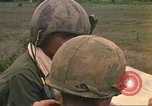 Image of 9th Infantry Division Cambodia, 1970, second 12 stock footage video 65675064755