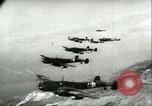 Image of German airplanes Mediterranean Sea, 1942, second 4 stock footage video 65675064773