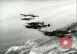 Image of German airplanes Mediterranean Sea, 1942, second 9 stock footage video 65675064773