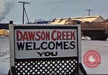 Image of Canol Project Dawson's Creek Canada, 1943, second 4 stock footage video 65675064780