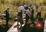 Image of Canol Project Canada, 1943, second 12 stock footage video 65675064787
