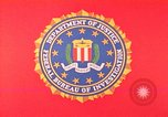 Image of Federal Bureau of Investigation Washington DC USA, 1977, second 3 stock footage video 65675064793
