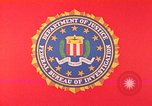 Image of Federal Bureau of Investigation Washington DC USA, 1977, second 6 stock footage video 65675064793