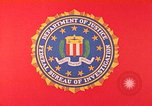 Image of Federal Bureau of Investigation Washington DC USA, 1977, second 8 stock footage video 65675064793