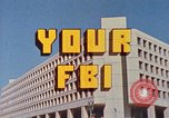 Image of Federal Bureau of Investigation Washington DC USA, 1977, second 10 stock footage video 65675064793