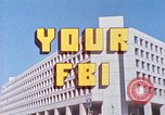 Image of Federal Bureau of Investigation Washington DC USA, 1977, second 12 stock footage video 65675064793