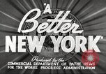 Image of economic depression New York United States USA, 1937, second 5 stock footage video 65675064808