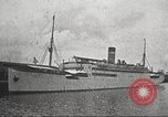 Image of United States transport ship New York United States USA, 1925, second 9 stock footage video 65675064829