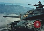 Image of M48 Patton tank United States USA, 1961, second 2 stock footage video 65675064856