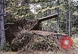 Image of M55 8-inch SP Howitzer United States USA, 1961, second 1 stock footage video 65675064857