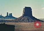 Image of Navajo Nation Monument Valley Park United States USA, 1961, second 11 stock footage video 65675064859