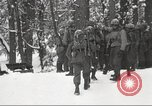 Image of United States Marines Arctic region, 1955, second 2 stock footage video 65675064866