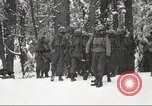 Image of United States Marines Arctic region, 1955, second 4 stock footage video 65675064866