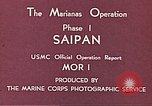 Image of American forces Saipan Northern Mariana Islands, 1944, second 5 stock footage video 65675064877