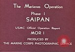 Image of American forces Saipan Northern Mariana Islands, 1944, second 8 stock footage video 65675064877