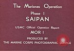 Image of American forces Saipan Northern Mariana Islands, 1944, second 11 stock footage video 65675064877