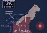 Image of American forces Saipan Northern Mariana Islands, 1944, second 4 stock footage video 65675064893