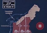 Image of American forces Saipan Northern Mariana Islands, 1944, second 6 stock footage video 65675064893