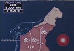 Image of American forces Saipan Northern Mariana Islands, 1944, second 1 stock footage video 65675064895