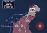Image of American forces Saipan Northern Mariana Islands, 1944, second 9 stock footage video 65675064895