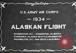 Image of US Army Air Corps Alaskan Flight Ohio United States USA, 1934, second 4 stock footage video 65675064900