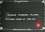 Image of US Army Air Corps Alaska Flight  Vancouver Island Canada, 1934, second 5 stock footage video 65675064902