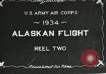 Image of Alaskan Flight Canada, 1934, second 3 stock footage video 65675064908